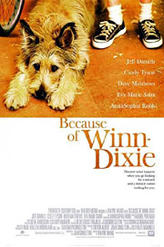 Because of Winn-Dixie showtimes and tickets
