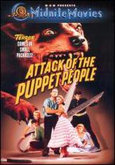 Attack of the Puppet People showtimes and tickets