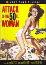 Attack Of The 50 Foot Woman showtimes and tickets