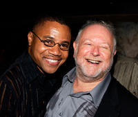 Cuba Gooding Jr. and Jonathan Lynn at the post-premiere party of