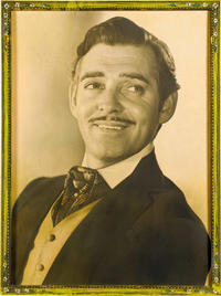 Clark Gable lobby portrait, 1939