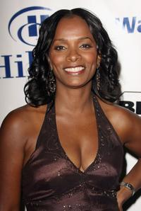 Vanessa Bell Calloway at the Earvin