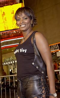 Vanessa Bell Calloway at the Hollywood premiere of