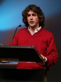 Alexander Payne at the 2006 Sundance Film Festival Award presentation.