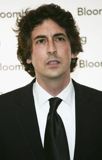 Alexander Payne at the Bloomberg News Party of the Year.