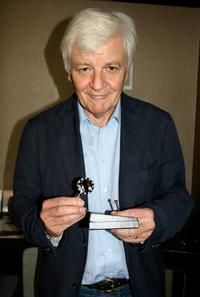 Jacques Perrin at the DPA Gifting Lounge during the 2008 Toronto International Film Festival.