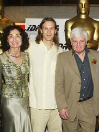 Sandra Ruch, Sean Welch and Jacques Perrin at the International Documentary Association 21st annual celebration.