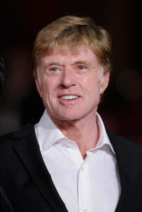Robert Redford at the Berlin premiere of