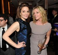 Tina Fey and Jane Krakowski at the after party of the New York premiere of