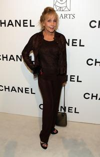 Stella Stevens at the CHANEL and P.S. ARTS Party.