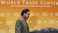 Oliver Stone at the Germany promotion of