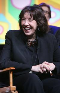 Lily Tomlin at the Mohegan Sun 10th Anniversary celebration, attends the