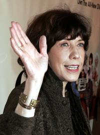 Lily Tomlin at the