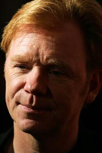 David Caruso at the CSI Miami 100th Episode Party held at a private address in Malibu.