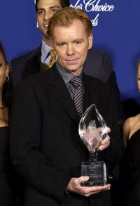 David Caruso at the 29th Annual People's Choice Awards at the Pasadena Civic Center.