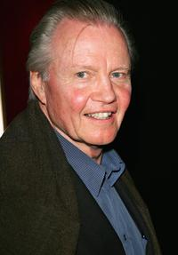 Jon Voight at the Warner Bros. Pictures premiere of