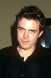 Casey Affleck at the Los Angeles premiere of