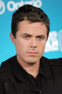 Casey Affleck at the press conference of