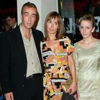 John Hannah and Guests at the UK gala premiere of