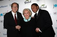 Chevy Chase, Barbara Cook and Wynton Marsalis at the Jazz At Lincoln Center's 6th Annual Spring Gala.