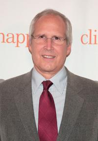 Chevy Chase at the Glamour Reel Moments party held at the Directors Guild of America.