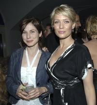 Tanya Allen and Laurie Holden at the after party of the premiere of