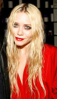 Mary-Kate Olsen at the DVD release party of