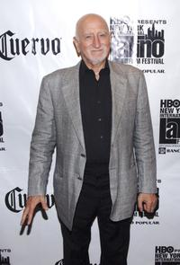 Dominic Chianese at the New York International Latino Film Festival after party for