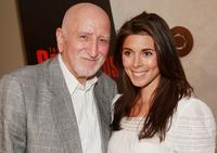Dominic Chianese and Jamie-Lynn Sigler at the HBO screening of the series finale of