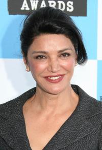 Shohreh Aghdashloo at the 22nd Annual Film Independent Spirit Awards.