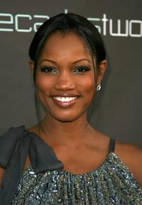 Garcelle Beauvais at the decadestwo grand re-opening celebration.