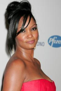 Garcelle Beauvais at the 15th annual Race to Erase MS event.