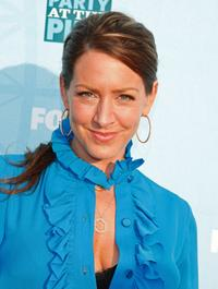 Joely Fisher at the FOX All-Star Party.