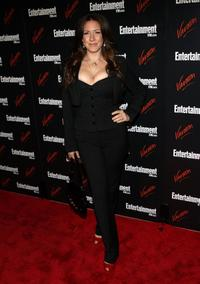 Joely Fisher at the Entertainment Weekly and Vavoom Annual upfront party.