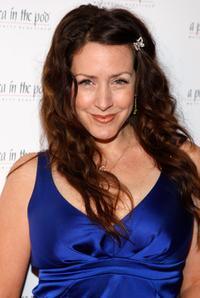Joely Fisher at the book release party of