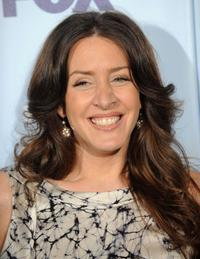 Joely Fisher at the 2008 FOX Upfront.