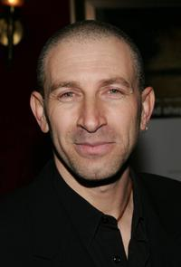 Mark Ivanir at the premiere of