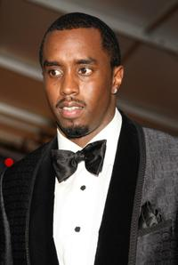 Sean Combs at the 25th Anniversary of the Annual CFDA Fashion Awards.