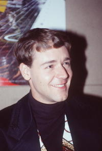 Russell Crowe at the 1992 AFI Awards.