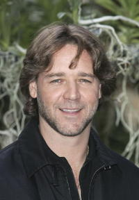 Russell Crowe at the photocall for
