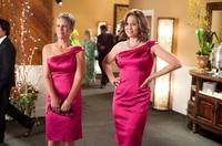 Jamie Lee Curtis and Sigourney Weaver in