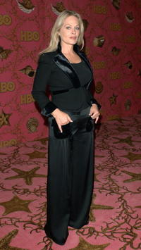 Beverly D'Angelo at the post Emmy party.