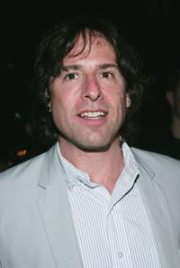 David O. Russell at the after party of the screening of