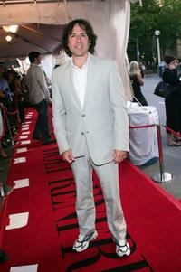 David O. Russell at the gala premiere of