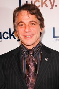Tony Danza at the Lucky Magazine's VIP Preview to benefit the Robin Hood Foundation.