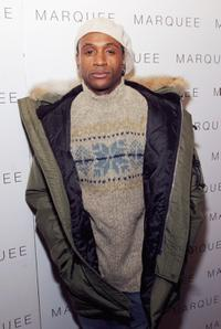 Tommy Davidson at the One Year Anniversary of Marquee.