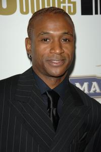 Tommy Davidson at the launch party of Our Stories Films.