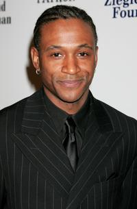 Tommy Davidson at the Children Uniting Nations' 9th annual awards celebration and viewing dinner.