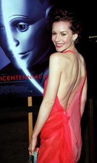 Embeth Davidtz at the premiere of the
