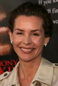 Embeth Davidtz at the film premiere of